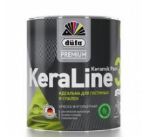 """DufaPremium"" ВД краска KeraLine 3  база3  0,9л"
