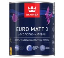 Евро Матт 3 А (0,9л)